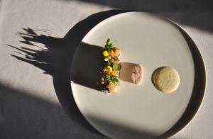 Fine dining at Selene in Santorini