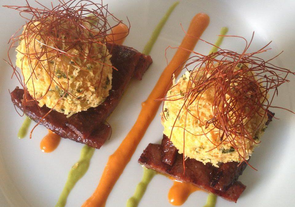 Food in Santorini | Greek Food in Fira | To Ouzeri Restaurant