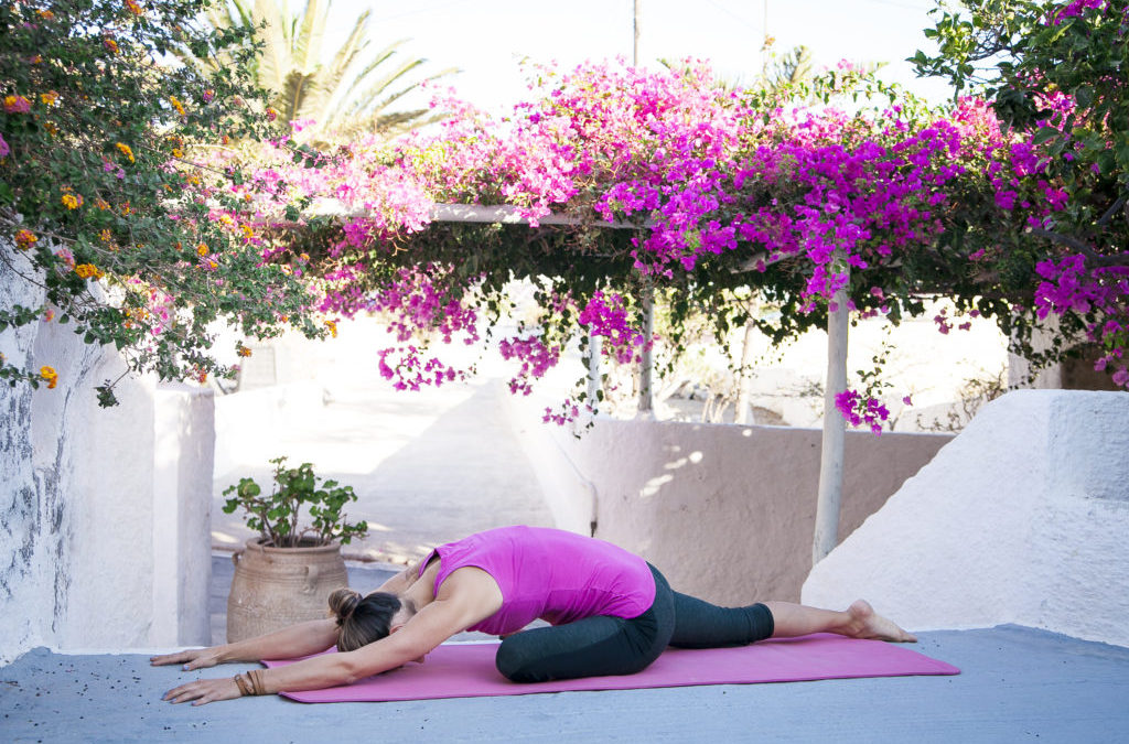 Yoga With Veronika At Caveland