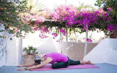 Yoga in Santorini | Activities in Santorini | Caveland in Santorini