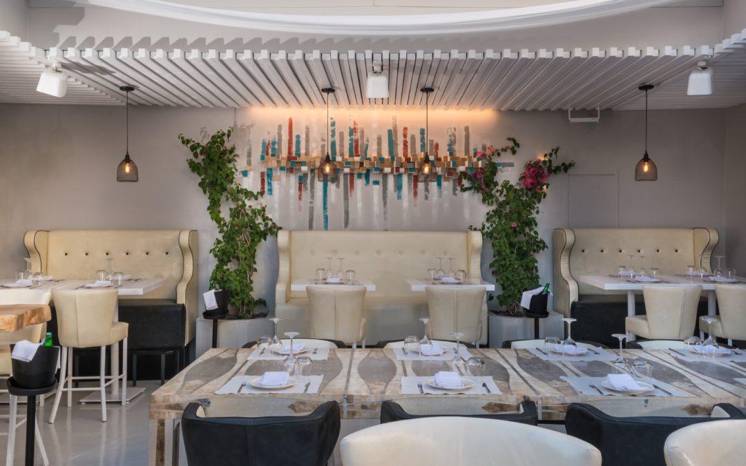 Santorini Sunset Dining   Romantic Restaurant Santorini   Catch Bar And Restaurant