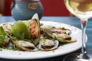 Seafood Metaxi Mas Santorini