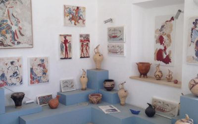 Pottery In Santorini | Santorini Arts and Crafts | Earth and Water Studio