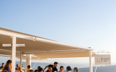 Caldera View in Santorini | Fine Dining Fira | Argo Santorini