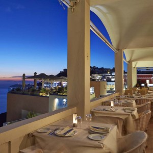 Fine Dining in Santorini