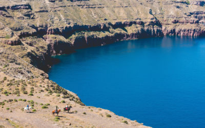 Horse riding in Santorini | Active holiday in Santorini | Enjoy Santorini