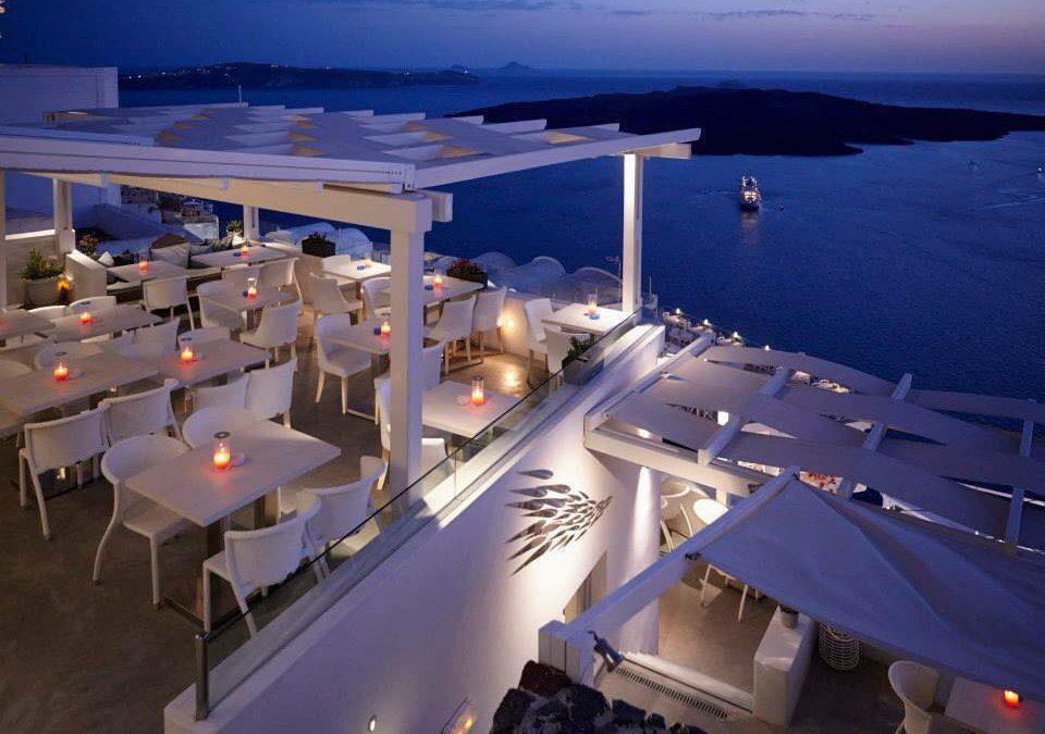 Fine Dining Fira | Santorinian Creative Cuisine | Idol Restaurant Fira