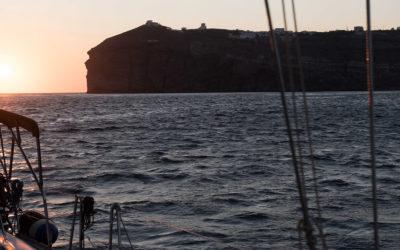 Santorini Sailing Tours | Santorini Sailing Cruise | Yacht Cruises in Santorini